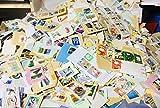Boemaus500 1000 Briefmarken aus der ganzen Welt, Briefmarken für Sammler