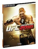 UFC Undisputed 2010 Signature Series de BradyGames