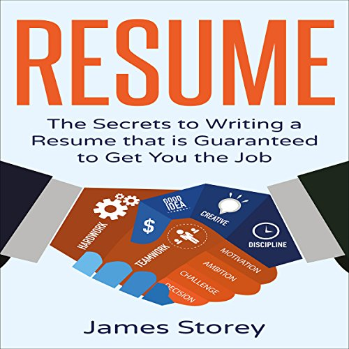 Resume cover art