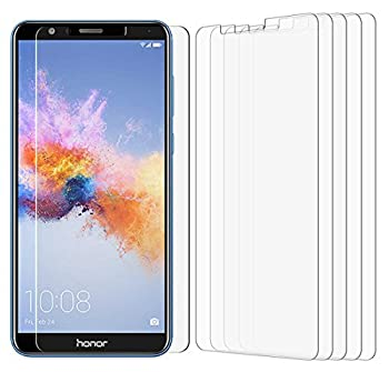 Huawei Mate SE/Huawei Honor 7X Screen Protector Film [5 Pack] High Defintion Screen Protector for Huawei Mate SE [Not Glass]