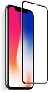 Al-HuTrusHi iPhone XR Screen Protector, HD Full Screen Tempered Glass Screen Protector Film, [Case Friendly] [3D Touch] Pr...