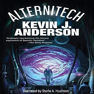 Alternitech audiobook cover art