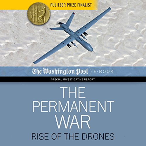 The Permanent War audiobook cover art