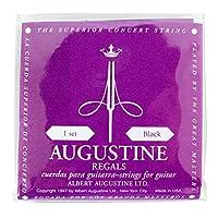 AUGUSTINE REGAL BLACK SET クラシックギター弦×6セット