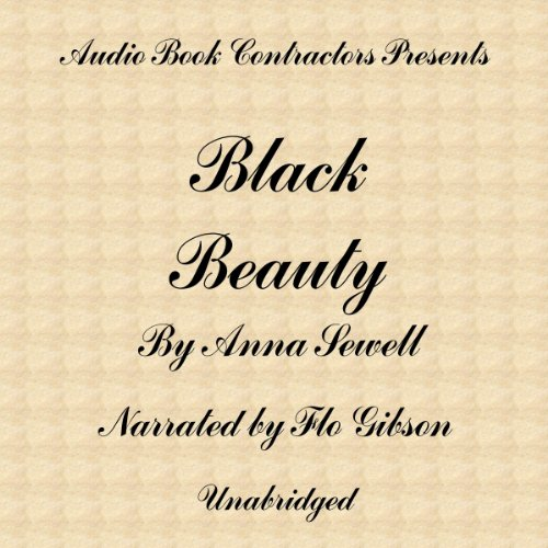 Black Beauty cover art