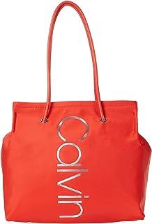 Calvin Klein Women's Mallory Nylon Tote
