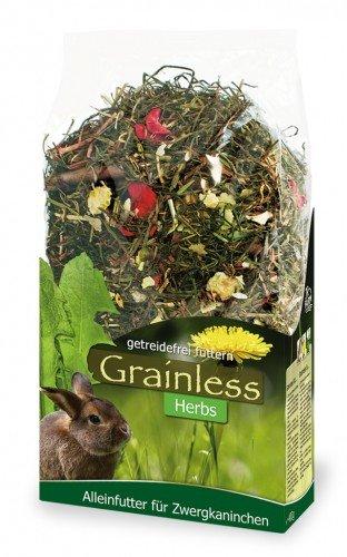 JR Grainless Herbs Zwergkaninchen 950 g (950 g)