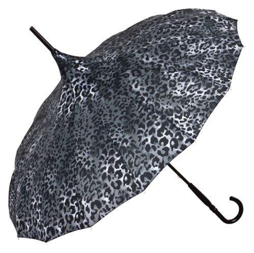 VON LILIENFELD Pagode Regenschirm und Sonnenschirm