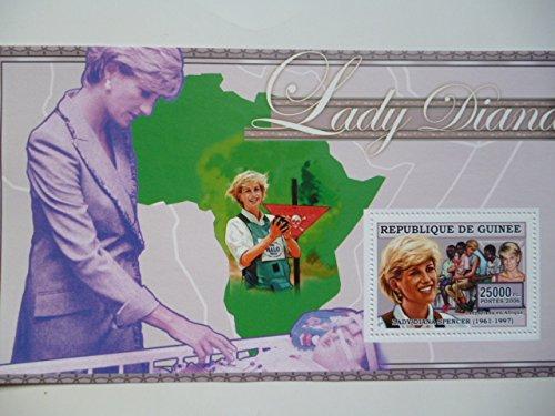 ギニア『ダイアナ妃』 2006C
