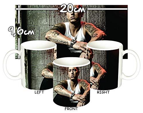 MasTazas Eminem B Tasse Mug
