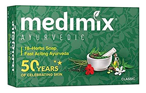 Medimixsoap Medimixsoap Packung mit 4 Medimix 18 Herb Soap 75g