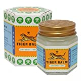 2 x White Tiger Balm Herbal Ointment 30g Relief Muscular Pain