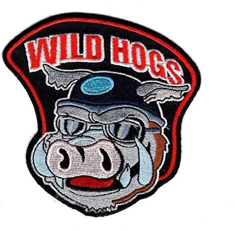 Wild hog patch _image4