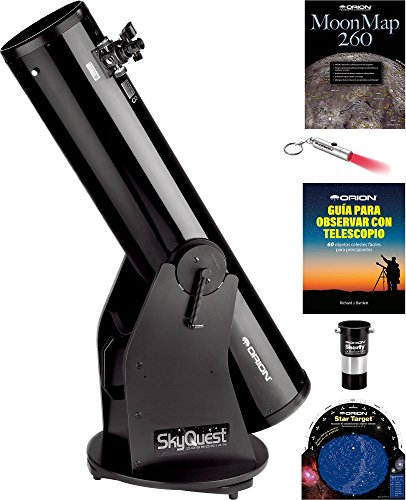 Kit de telescopio dobsoniano Orion SkyQuest XT8 Classic