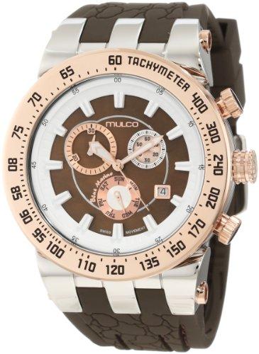 Mulco Unisex MW5-93503-033 Bluemarine Chronograph Swiss Movement Watch: Watches