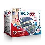 Sacs de rangement sous vide Spacesaver - Lots de 10 sacs de qualité supérieure...