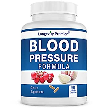 Best longevity blood pressure formula Reviews