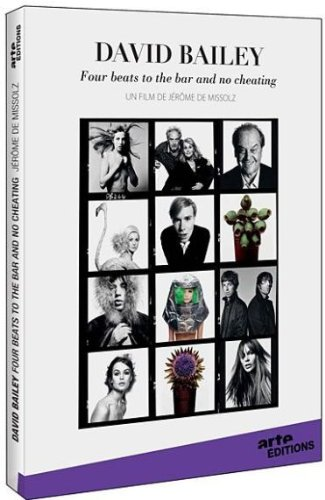David Bailey: Four Beats To The Bar And No Cheating [DVD] [UK Import]
