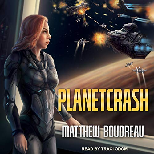 PlanetCrash cover art