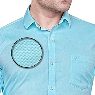Cotton Leaf Apparels Mens Cotton Formal Shirt Full Sleeves Office wear Regular Fit