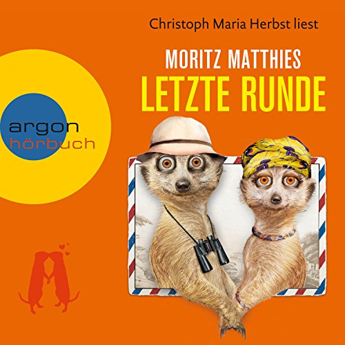Letzte Runde audiobook cover art