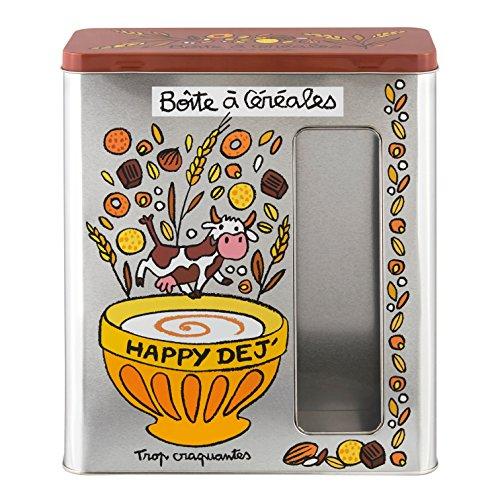 Scatole Derriere La Porte.Boite A Fenetre Cereales Happy Dej Derriere La Porte