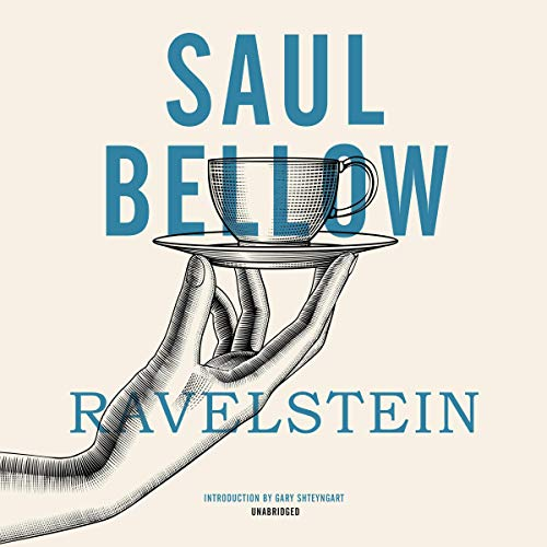Ravelstein cover art