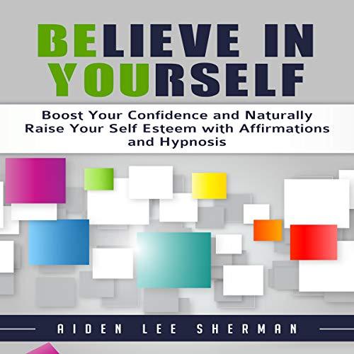 Believe in Yourself audiobook cover art