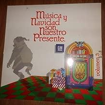 Musica Y Navidad Son Nuestro Presente, Volumen 3 (Cbs // Vinyl)