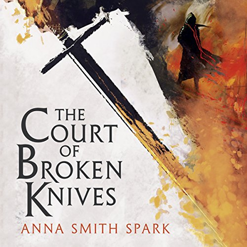 Couverture de The Court of Broken Knives