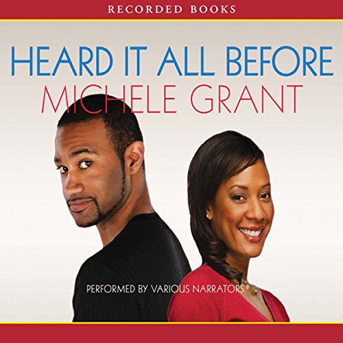 Heard It All Before audiobook cover art