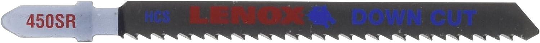 Lenox Tools Max 78% OFF 20295CF450SR T-Shank High Down Jig Carbon Popular standard Steel Cut