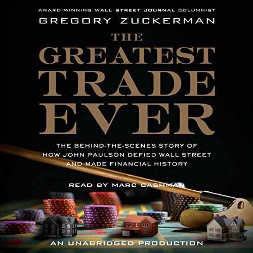 The Greatest Trade Ever cover art