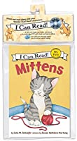 Mittens Book and CD (My First I Can Read)