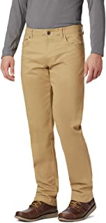 Columbia Men's Pilot Peak 5 Pocket Pant, Comfort Stretch, Active Fit
