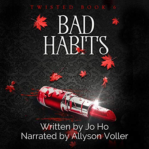 Bad Habits audiobook cover art