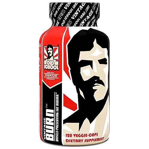 Vintage Burn Fat Burner - The First...