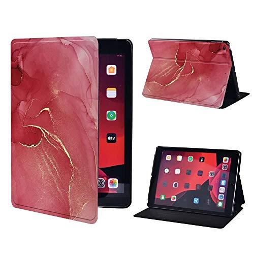 lingtai For Ap Ipad Mini 1/2/3/4/5/Ipad 2/3/4/Ipad 5th/6th/7th/Ipad Air/Air 2//3/Ipad Pro Tablet Stand Heavy Duty Protective Case (Color : R, Size : IPad 2 3 4)