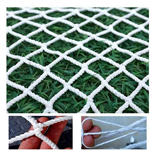 Sicherheitsnetz Wand Decken Deko Netz Schutznetz Kinder Treppen Absturznetz Kinder Fallschutz Netz Balkon bruchsicheres Netz, 1x 3m