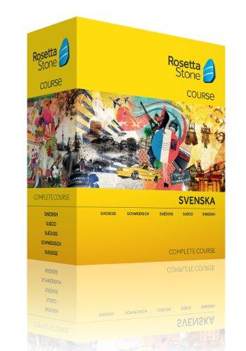 Rosetta Stone Suédois Complete Course