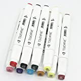 TOUCHFIVE Marker 10er Set neue Generation
