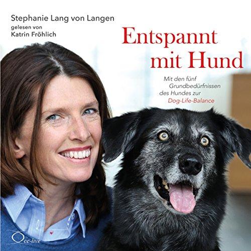 『Entspannt mit Hund』のカバーアート
