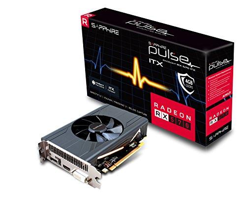 4GB Sapphire Pulse ITX Radeon RX 570 4GD5 lite retail RX570 11266-06-20G