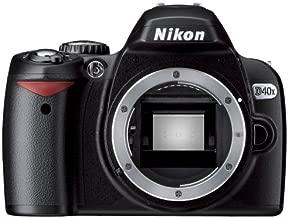 Nikon D40X 10.2MP Digital SLR Camera (Body Only)