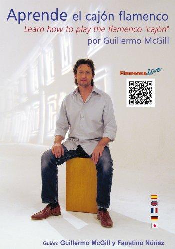 Aprende el cajón flamenco / Learn how to play flamenco