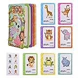 Povanjer Kleinkind-Malbuch, Kleinkind-Bücher Im Alter Von 1-3 Montessori-Lernspielzeug Für Kleinkinder Kids Busy Book Sensory Toy Malbücher Für Kinder
