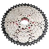 MTB Engranaje De Una Bicicleta De Ruedas Dentadas 8 Mountain Bike Velocidad De Rueda Libre Juego 11-46t Amplia Relación De Bicicletas Piñón Parte Accesorio De Bicicletas Rueda Libre Cassette De Plata