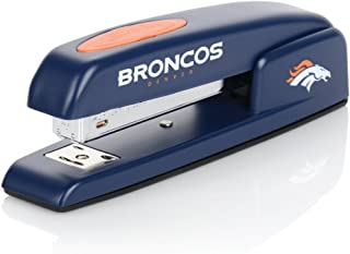Denver Broncos Stapler, NFL, Swingline 747, Staples 25 Sheets (S7074064)
