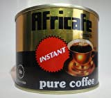 Africafe Pure Instant Coffee 100 Grams by TANZANIA TEA BLENDERS (2002)LTD. [Foods]