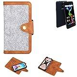 K-S-Trade® Handy-Hülle Für Archos 55b Platinum